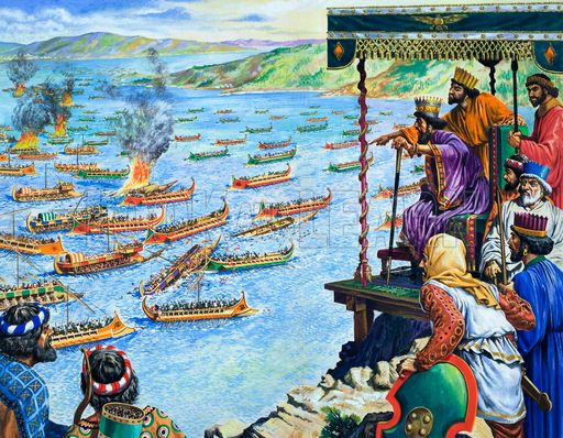 mage result for battle of salamis film