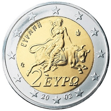 Image result for euro coins