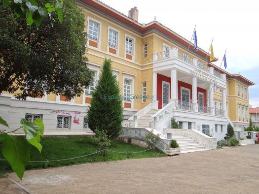 postolopoulio Cultural Center - Tripolis
