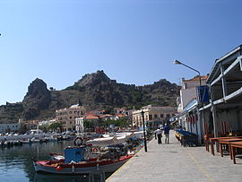 THE ISLAND OF LEMNOS