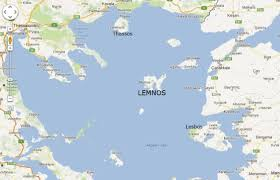 JASON AND THE ISLAND OF LEMNOS