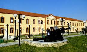 THE WAR MUSEUM OF THESSALONIKI