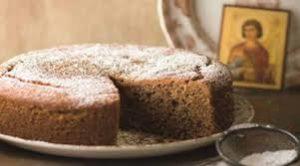 FANOUROPITA – THE LOST AND FOUND CAKE