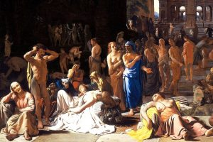THE GREAT PLAGUE OF ATHENS
